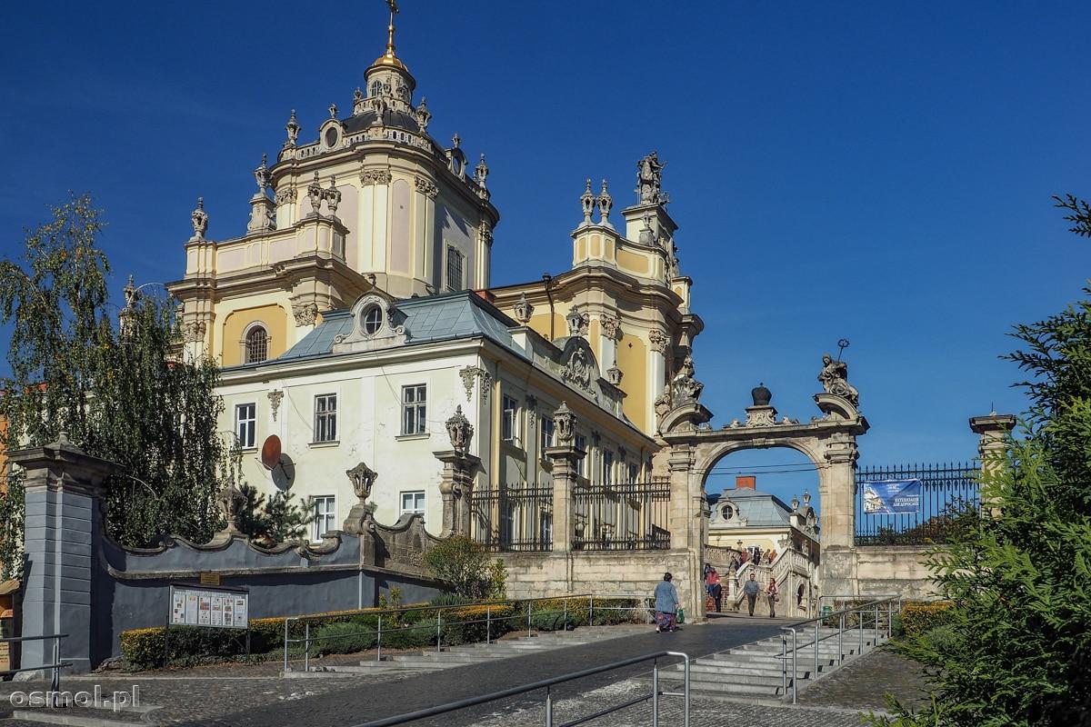 Sobór świętego Jura we Lwowie