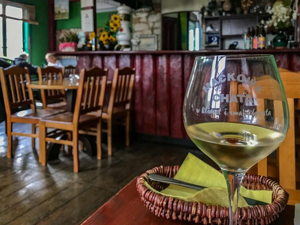 W restauracji Maćkowa Chata w Janowcu zjecie smaczne i niedrogie obiady