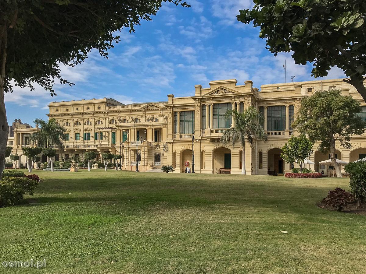 Pałac Abdeen w Kairze