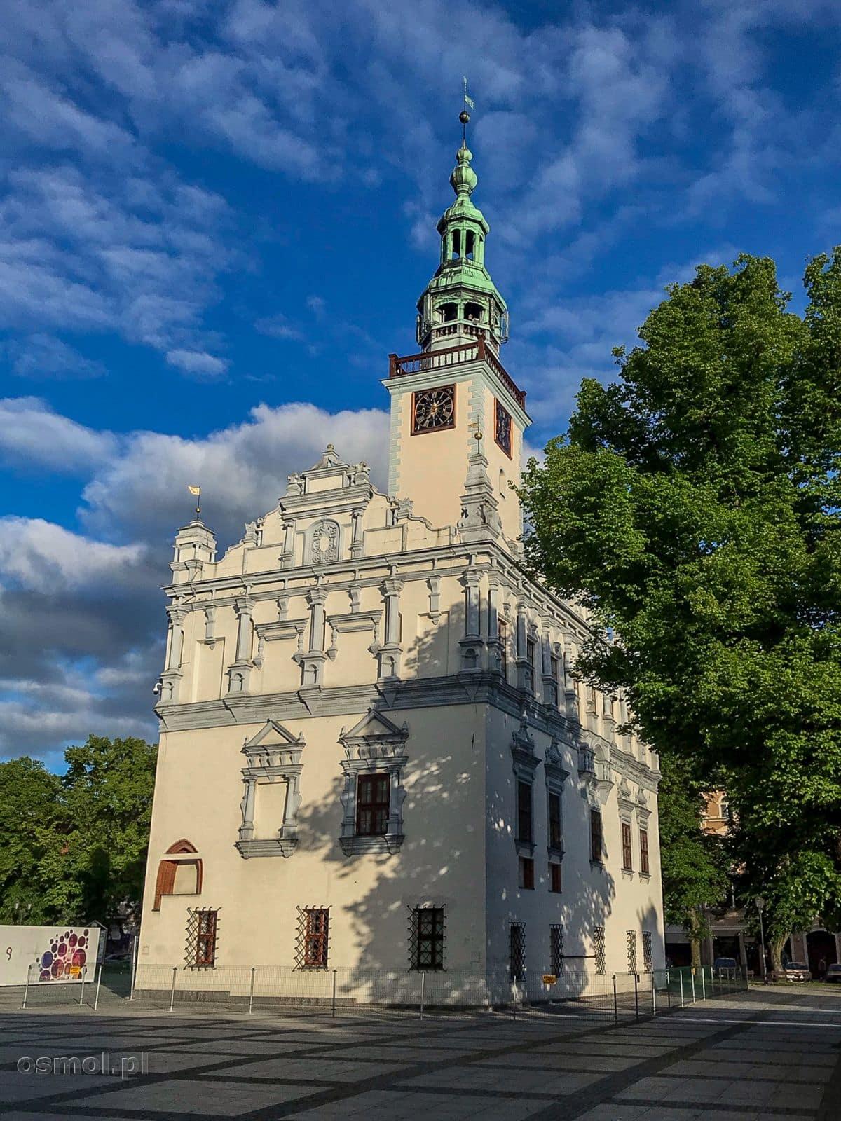 Budynek Ratusza w Chełmnie