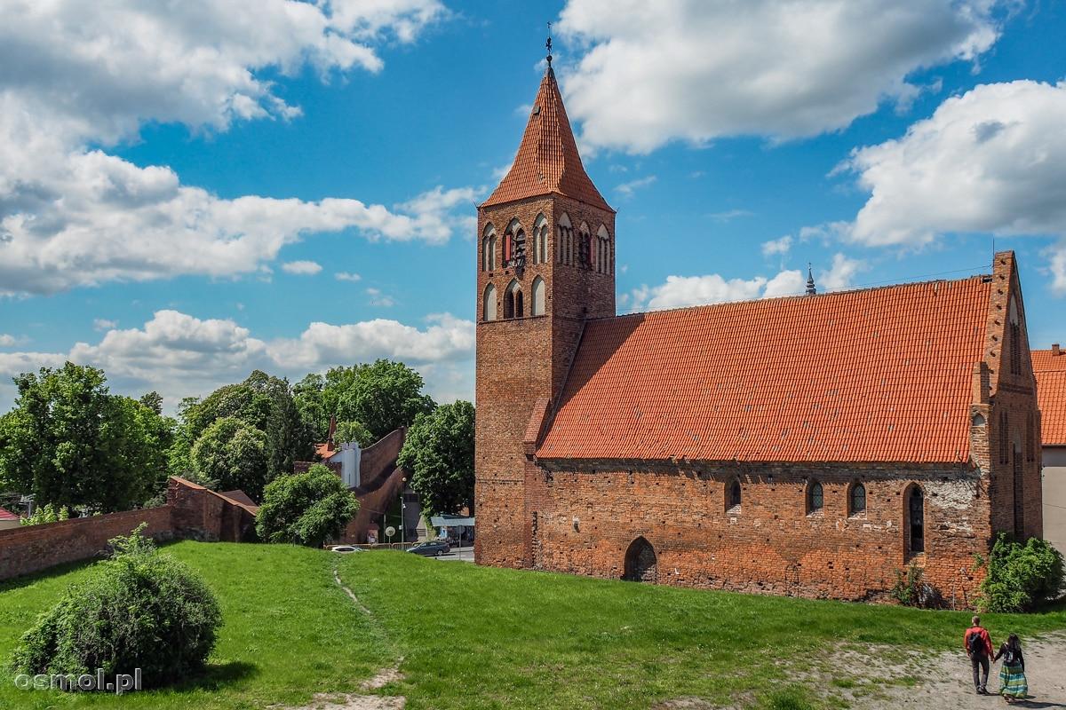 Kościół św. Ducha w Chełmnie