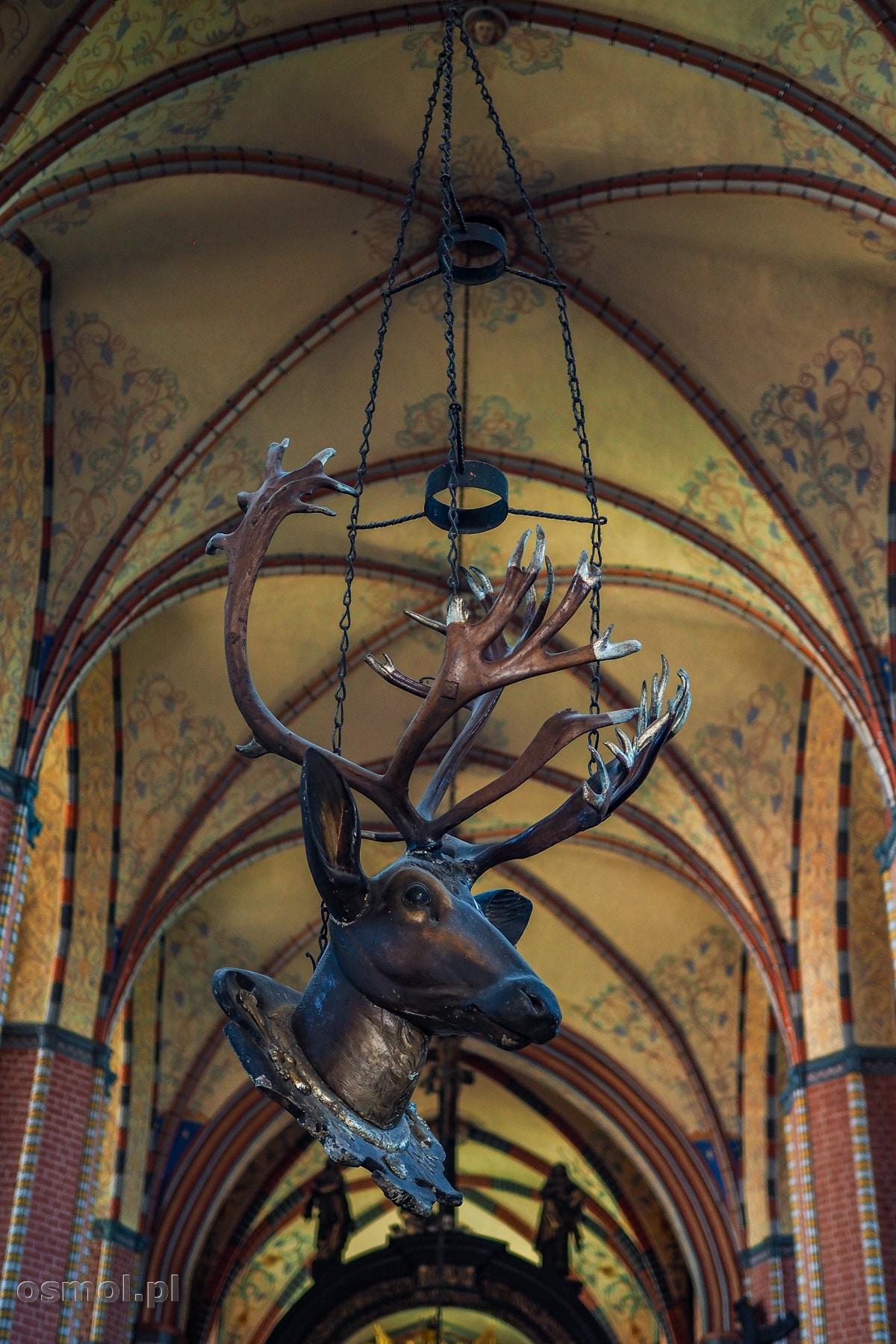 Higrometr czyli głowa jelenia przepowiadająca pogodę