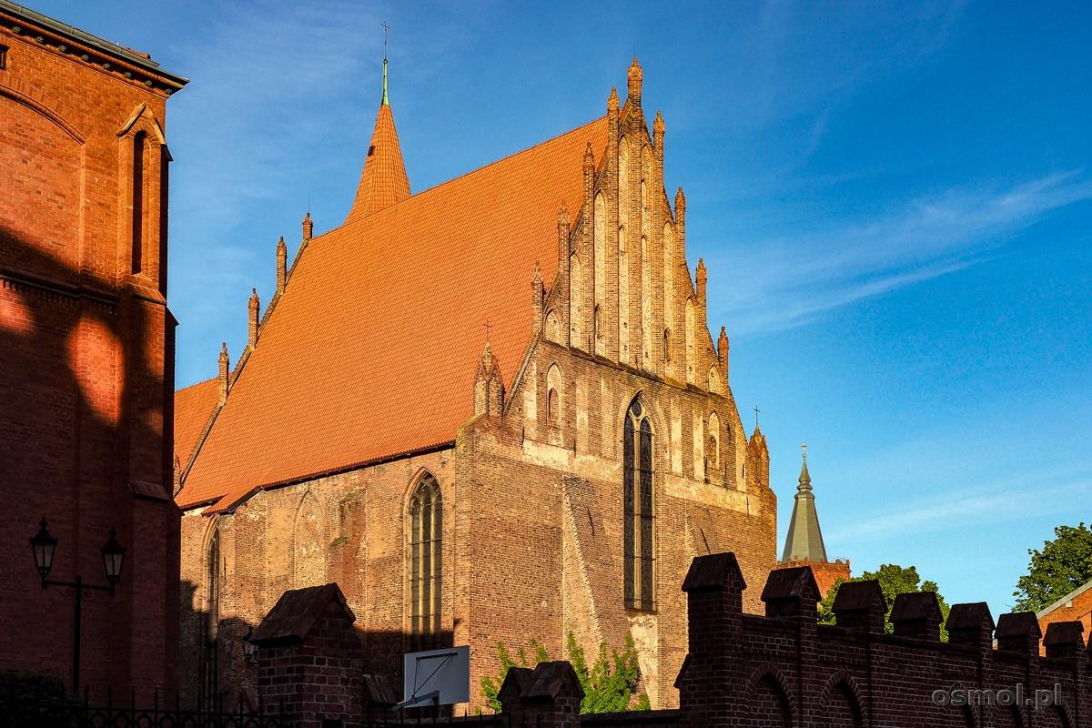 Kościół pw. Św. Jakuba Starszego i Św. Mikołaja w Chełmnie