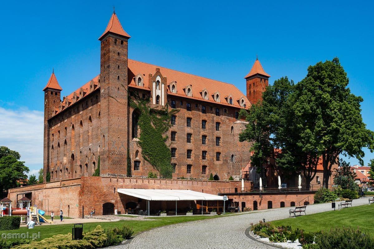 Zamek w Gniewie to dziś przede wszystkim luksusowy hotel