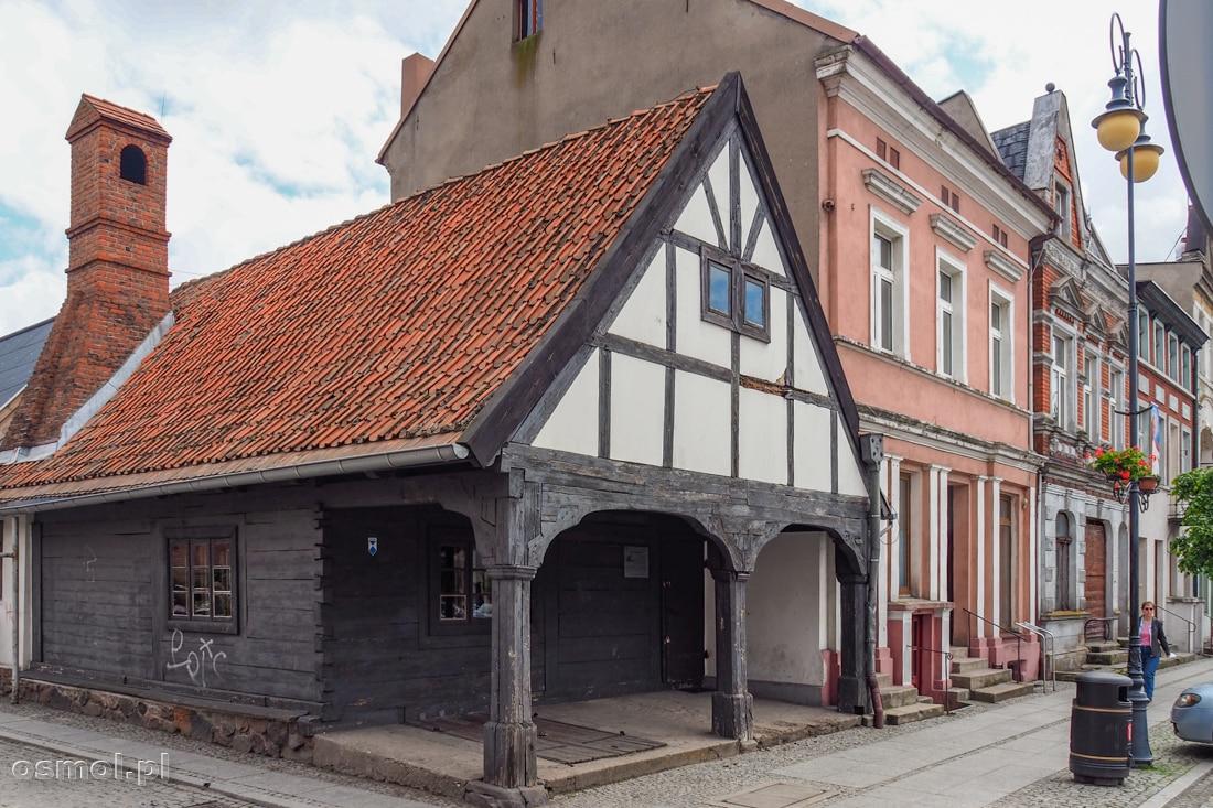 Dom Pod Kapturem czyli najstarszy dom w Golubiu Dobrzyniu