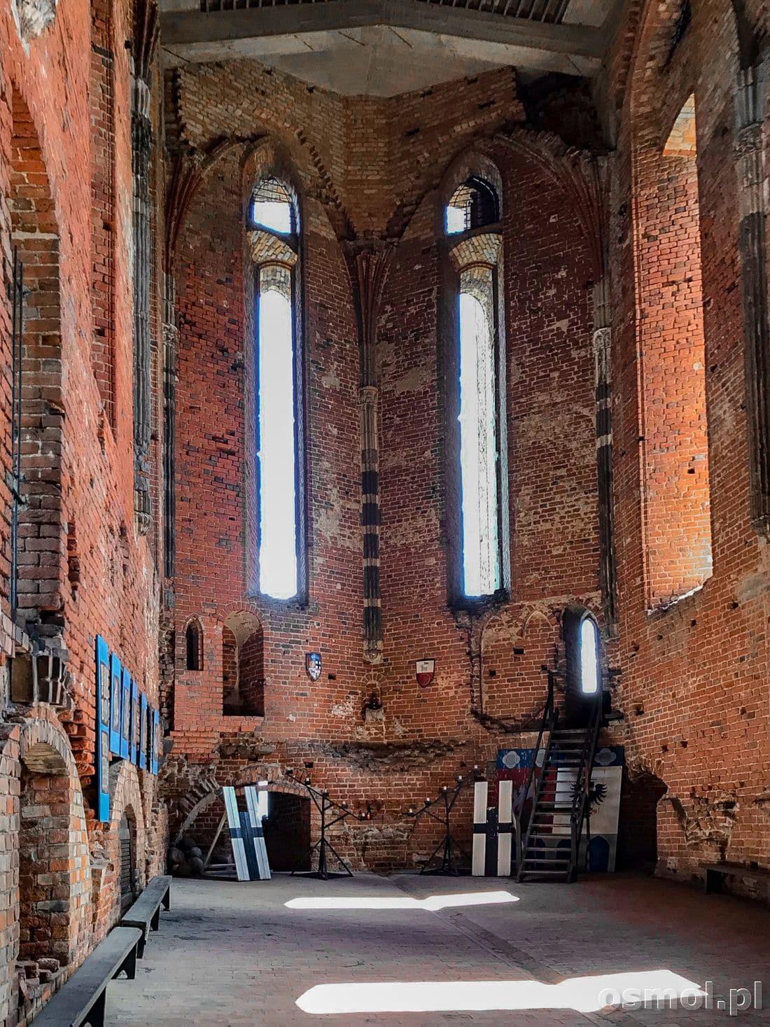 Kaplica zamkowa w Radzyniu Chełmińskim