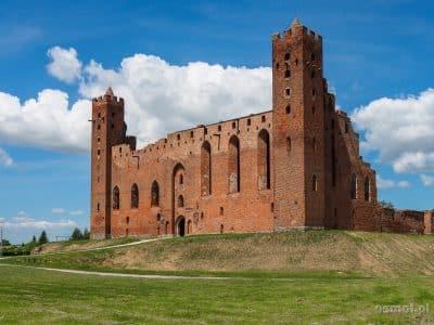 Zamek w Radzyniu Chełmińskim