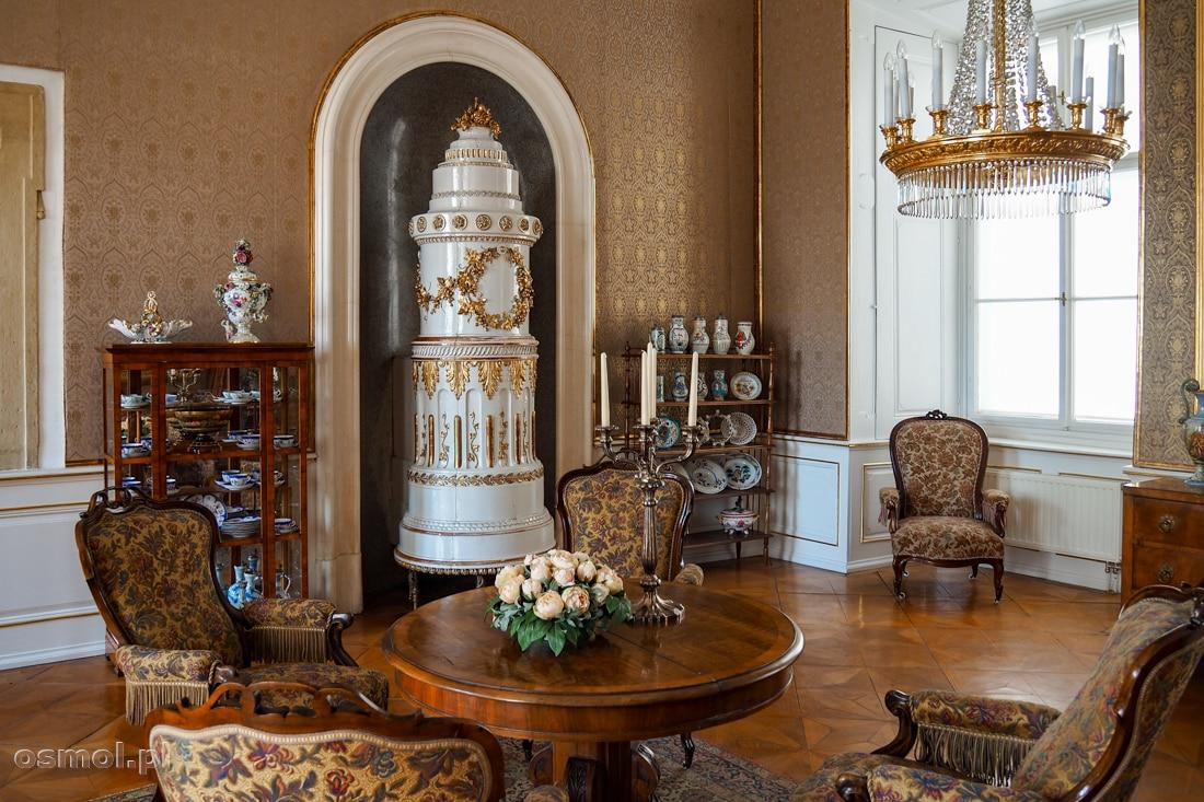 Złoty Salonik w Pałacu Arcybiskupów