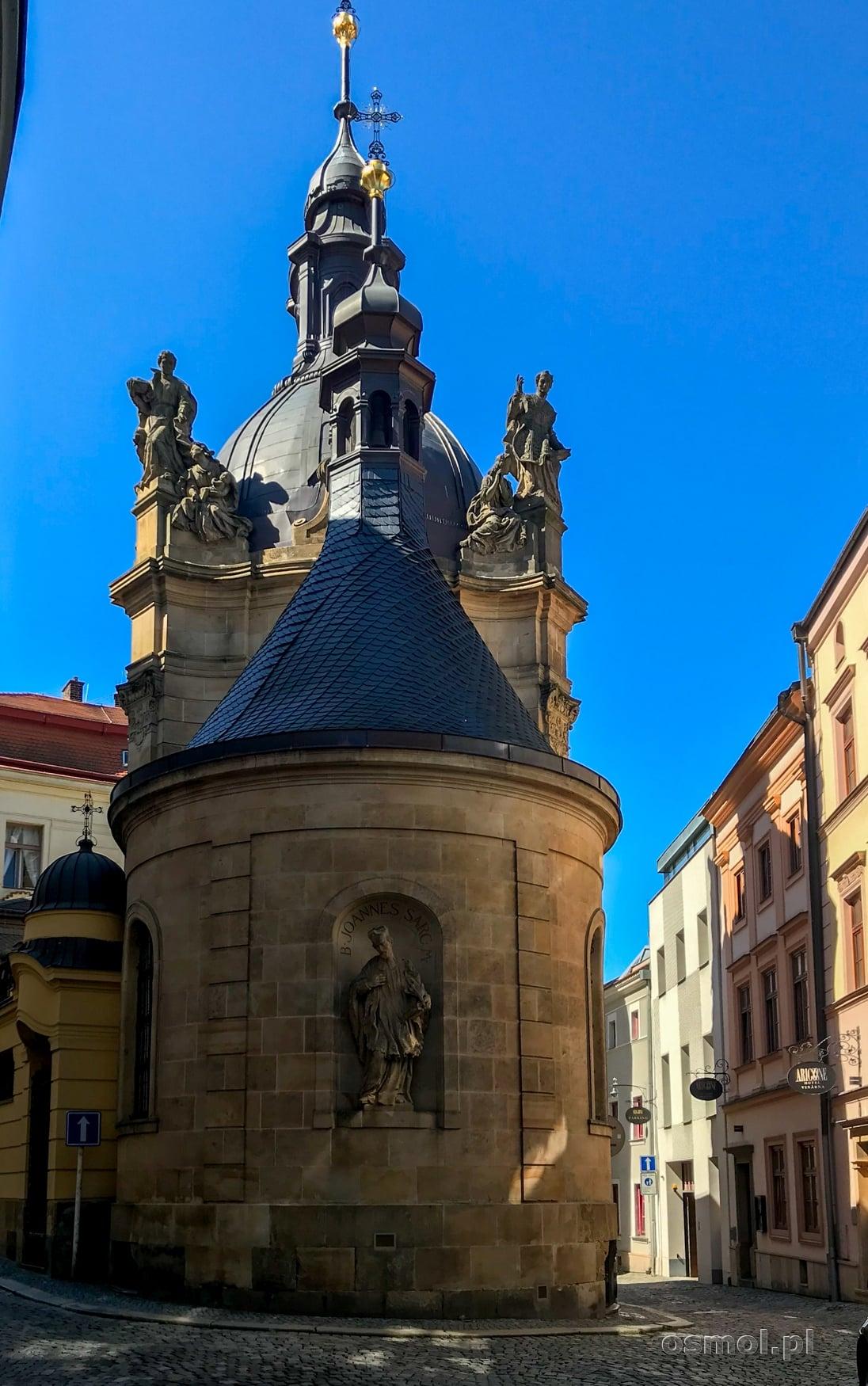 Kaplica św. Jana Sarkandra w Ołomuńcu