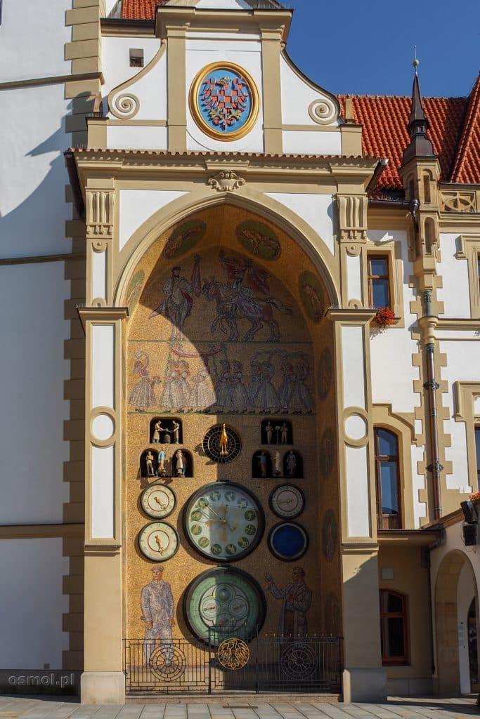 Zegar astronomiczny w Ołomuńcu