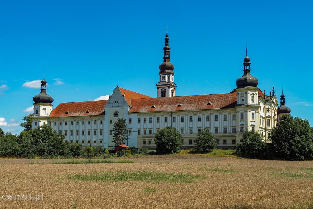 Klasztoru Hradzisko w Ołomuńcu