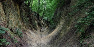 Wąwóz Świętej Królowej Jadwigi w Sandomierzu