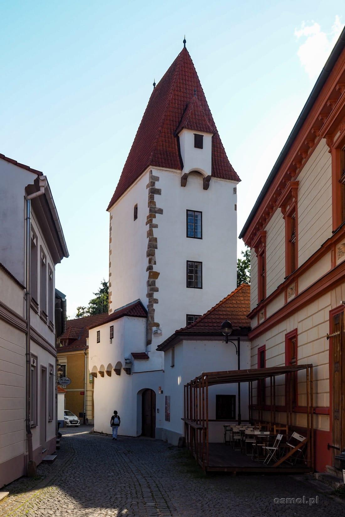 Wieża Rabenštejn