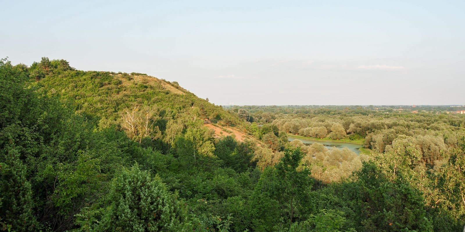 Góry Pieprzowe w Sandomierzu