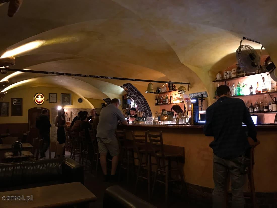 Singer Pub w Czeskich Budziejowicach
